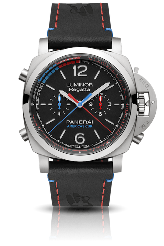 2017 Special Edition - Luminor 1950 Regatta Oracle Team USA 3 Days Chrono Flyback Automatic Titanio - 47mm