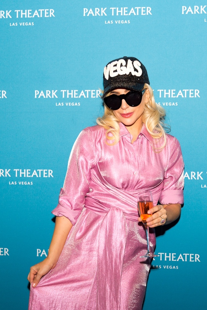 Lady Gaga Heads To Las Vegas For Her First Residency