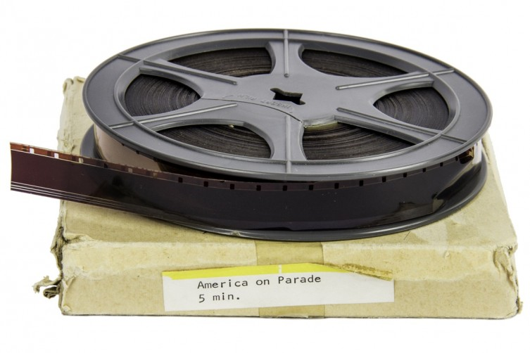 America On Parade Film