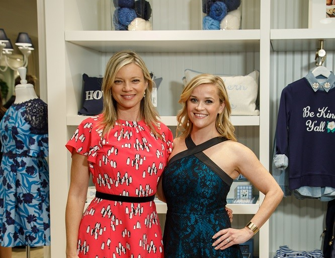 Reese Witherspoon Hosts Draper James Atlanta Opening Party