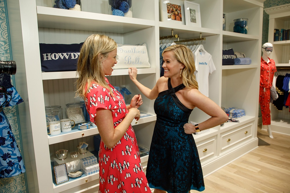 Draper James VIP Grand Opening Event Hosted by Reese Witherspoon