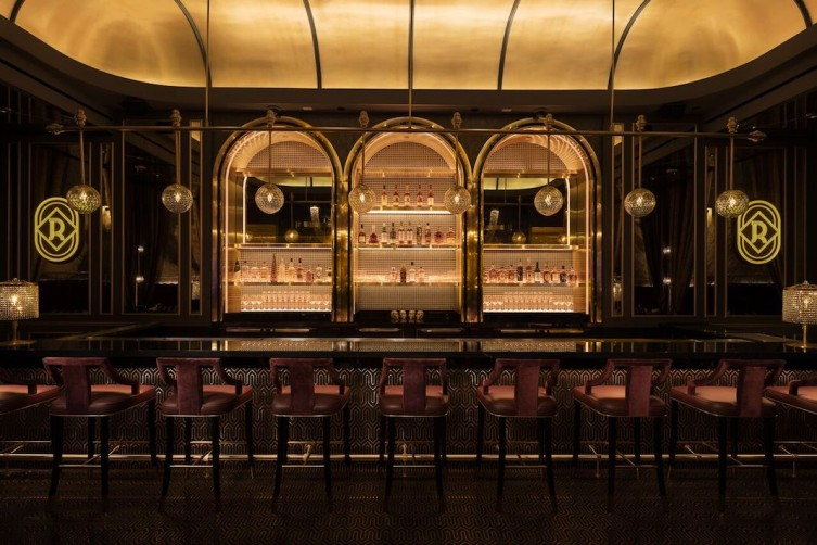 Consider A Weekend Visit To Rosina, The New Cocktail Bar At The Palazzo Haute Living Tita Carra