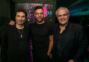Richard Orlinski, Ricky Martin, Ricardo Guadalupe
