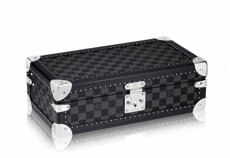 Louis Vuitton Watch Box for Men