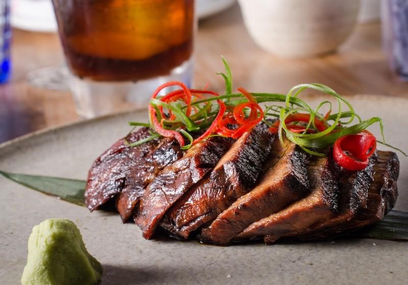 Spicy Beef Tenderloin DOA