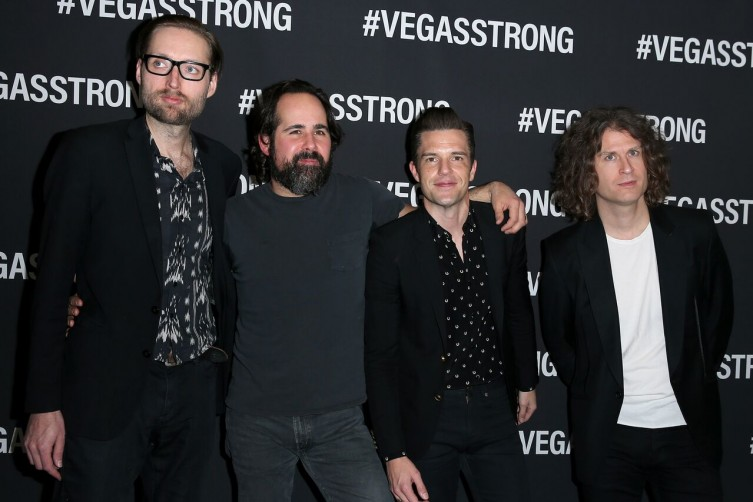 Music Heals: Vegas Strong Benefit Concert With Imagine Dragons, Bryce Harper, Celine Dion, Dan Reynolds Haute Living Tita Carra