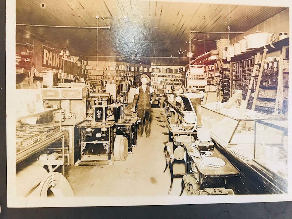 Gemignani isn't the first in his family to open a store. His Portuguese family owned a general store in the 1940s in San Jose.