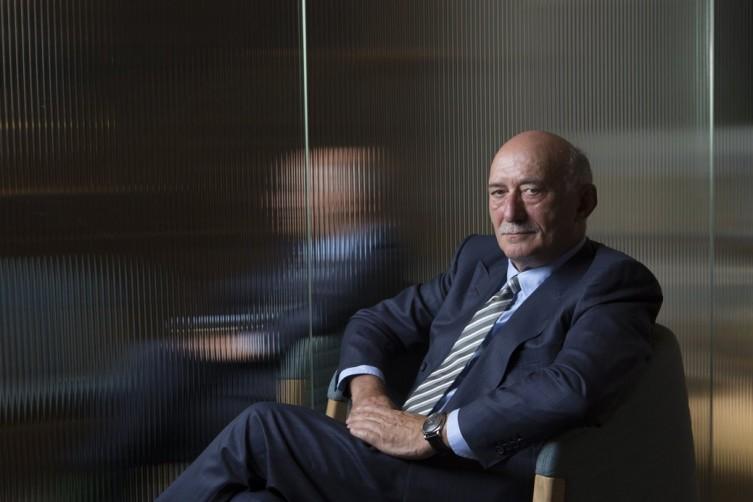 Angelo Bonati, CEO of Panerai