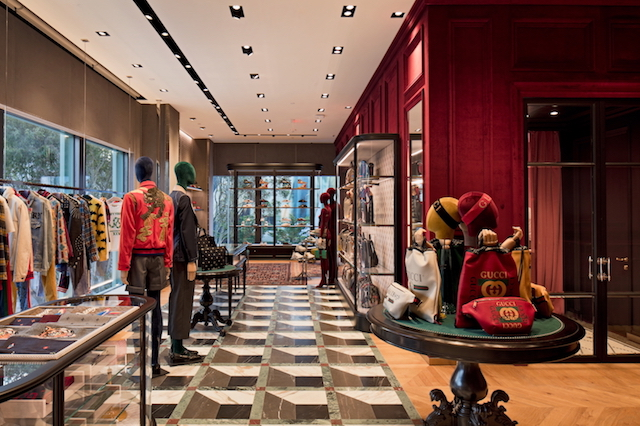 Gucci Announces New Store In Miamis Design District