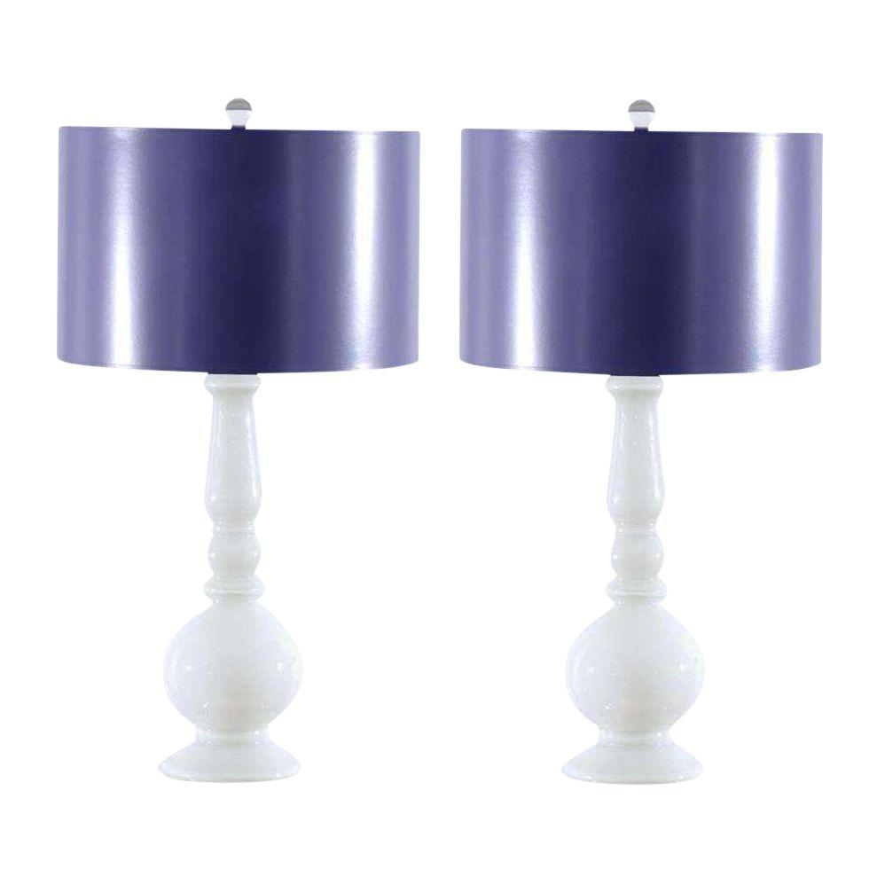 stellar-pair-of-pure-white-murano-lamps-with-lacquer-shades-1865