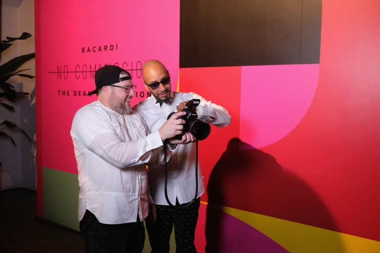 Jonathan Mannion, Swizz Beatz