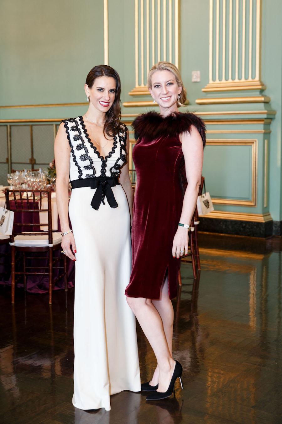 Patricia Dassios and Lydia Bergman