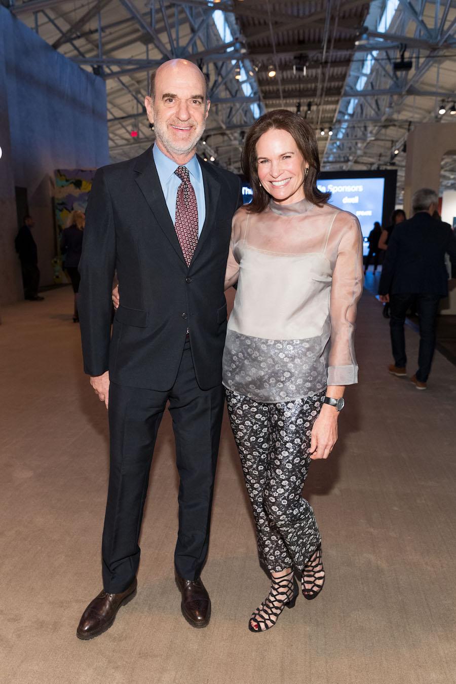 Bob Fisher and Randi Fisher
