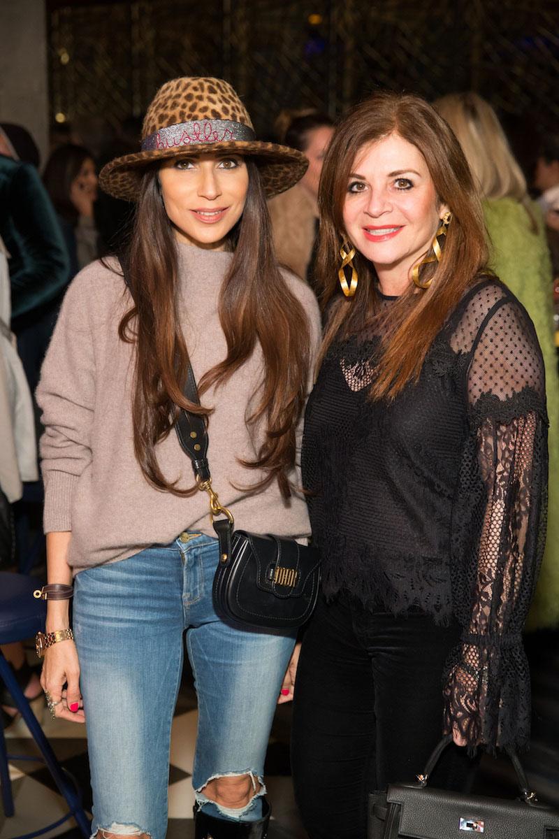 Sobia Shaikh and Farah Makras