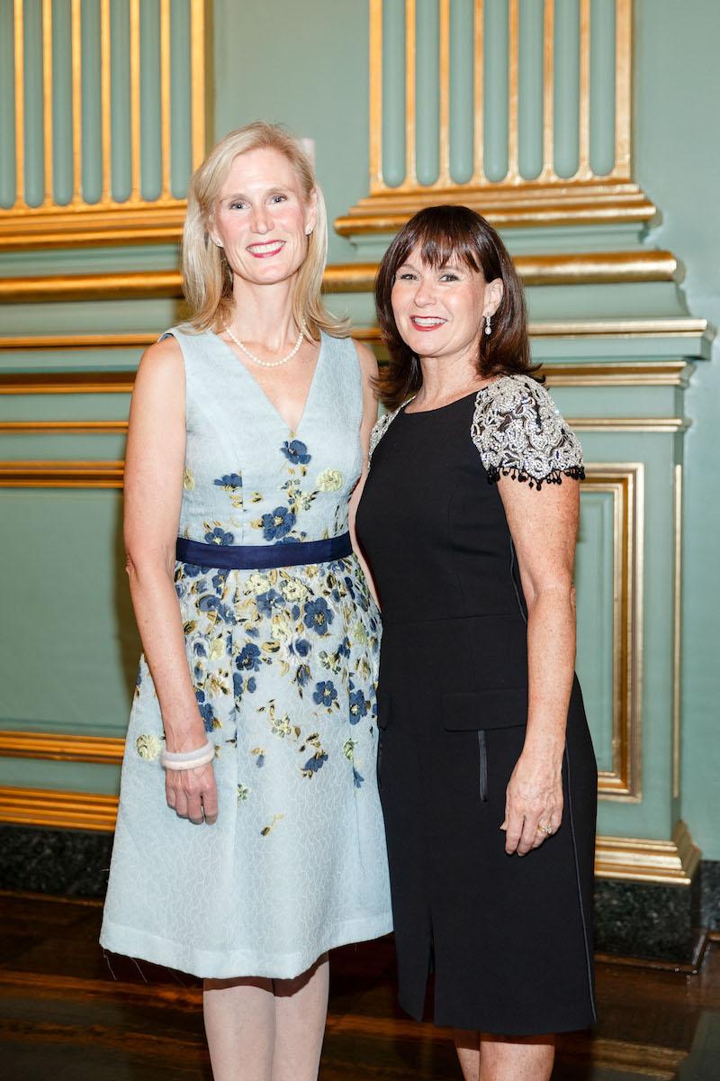 Alison Mauze and Jana Strycker