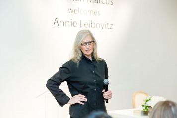 Neiman Marcus Hosts Annie Leibovitz