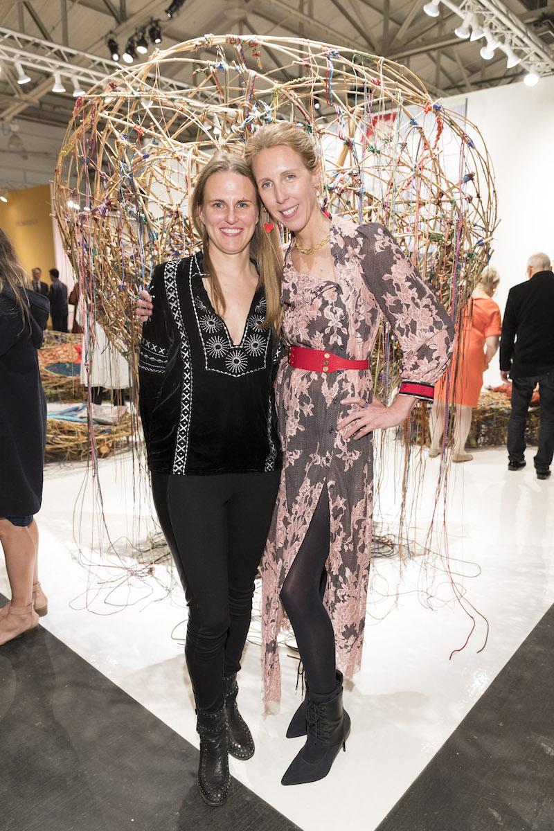 Anna Gavazzi and Lauren Goodman