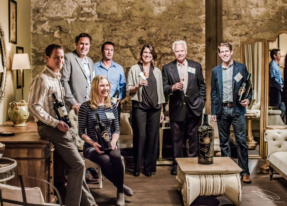 Sonoma's top winemakers at the 2017 Signature Sonoma Valley