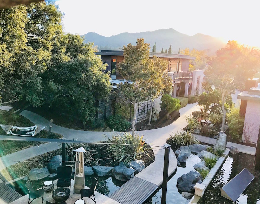 Bardessono is the best place to stay in Yountville.