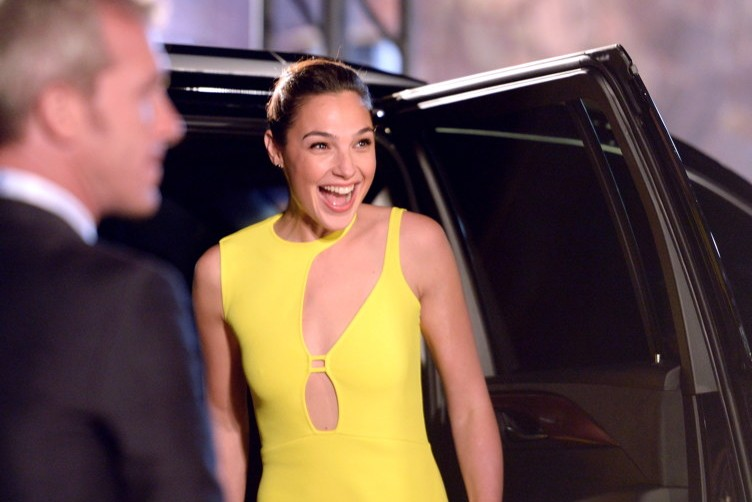 PALM SPRINGS, CA - JANUARY 02:  Gal Gadot attends the 29th Annual Palm Springs International Film Festival Awards Gala at Palm Springs Convention Center on January 2, 2018 in Palm Springs, California.  (Photo by Matt Winkelmeyer/Getty Images for Palm Springs International Film Festival )