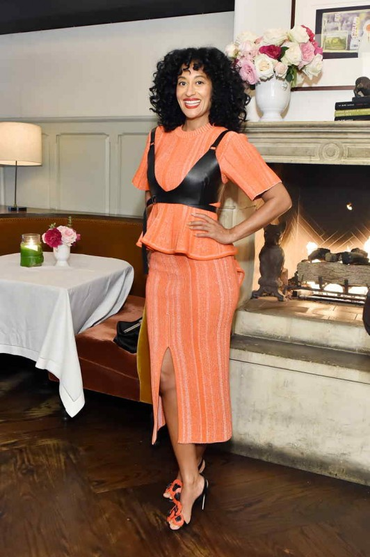 Tracee Ellis Ross attends W Magazine's It Girls With Dior