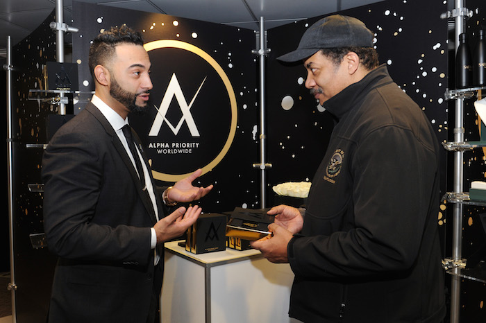 Neil deGrasse Tyson attends the GRAMMY Gift Lounge during the 60th Annual GRAMMY Awards at Madison Square Garden on January 25, 2018