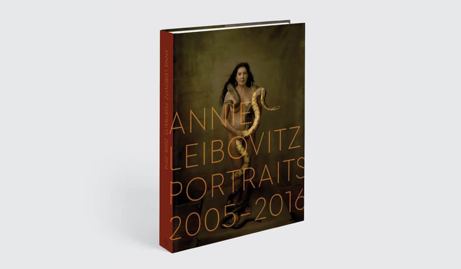 Leibovitz's latest book