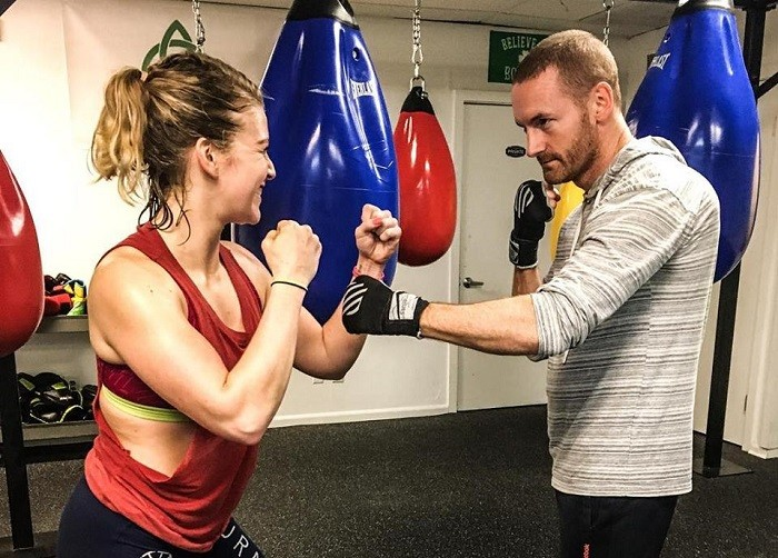 Back Bay Boxing Gym