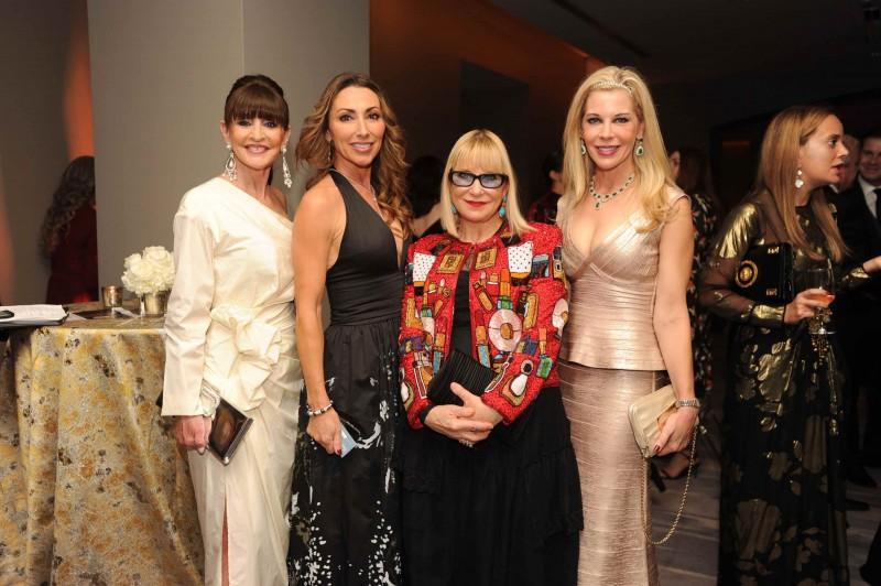 Beth Tasca, Carol Iacovelli, Elysze Held, & Bronwyn Miller