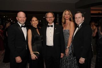 Brad Meltzer, Suzanne Meltzer, Nelson Hincapie, Avery Felks, & Christian Wardle