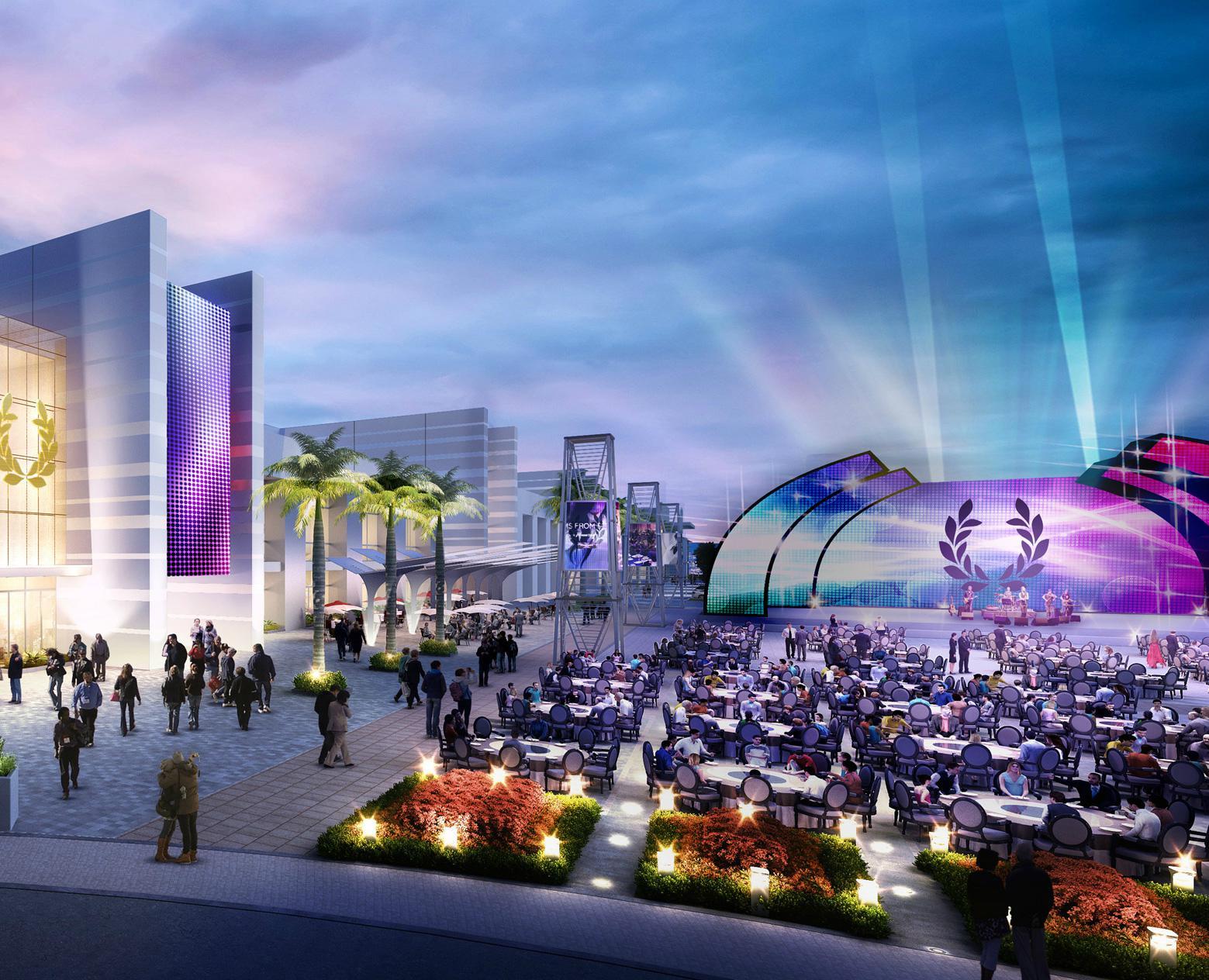 Caesars Entertainment To Open Convention Center Caesars Forum