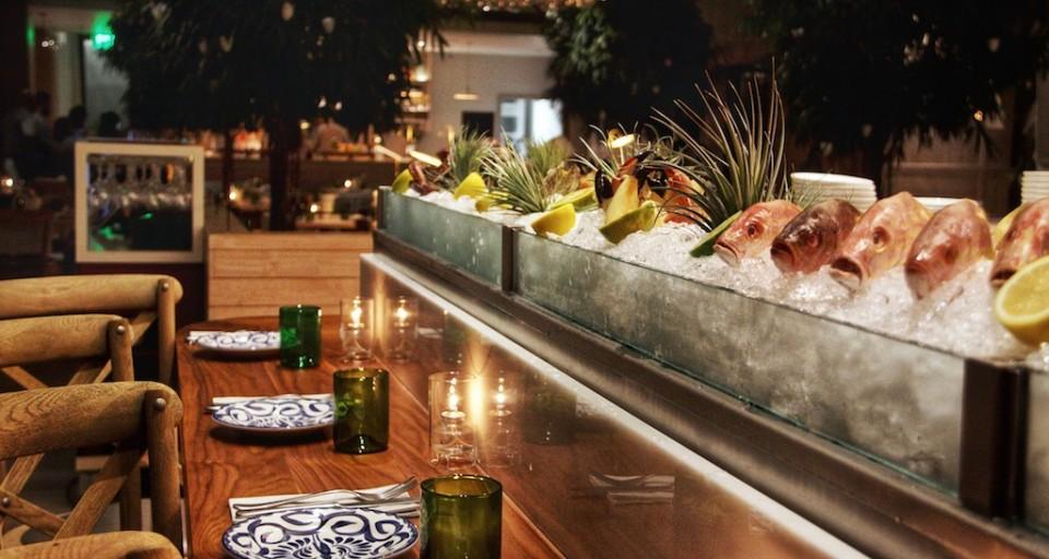 Haute Cuisine: Amara At Paraiso, Azabu And Boulud Sud Open In Miami