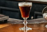Raglin's Irish Coffee made with Mr. Espresso