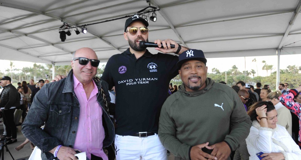 Kevin O'Leary, Jeremy Shockey, Alexis Stoudemire And More Flock To Star-Studded Beach Polo World Cup 2018