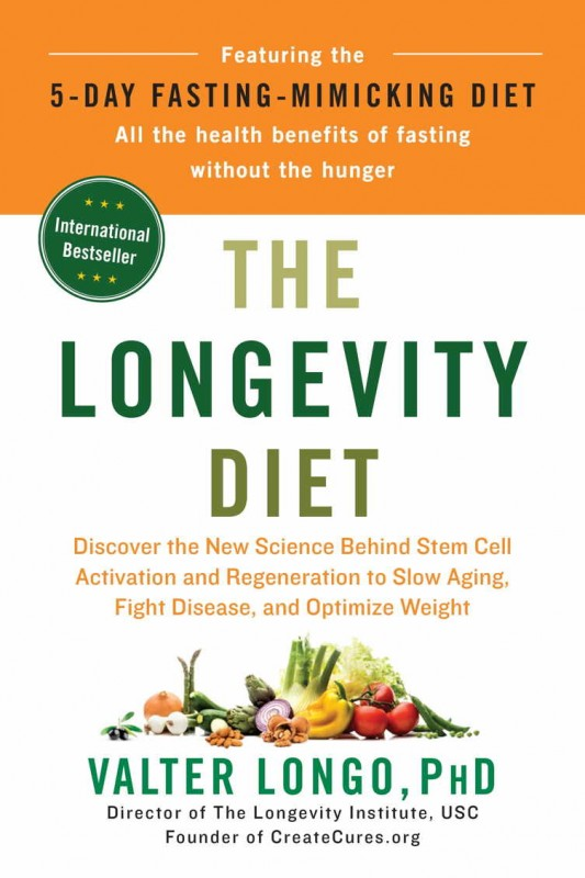 Longevity Diet jacket