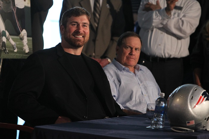 Matt Light Retirement Ceremony