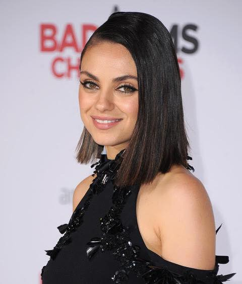 Mila Kunis honored as Harvard's Hasty Pudding Woman of the Year