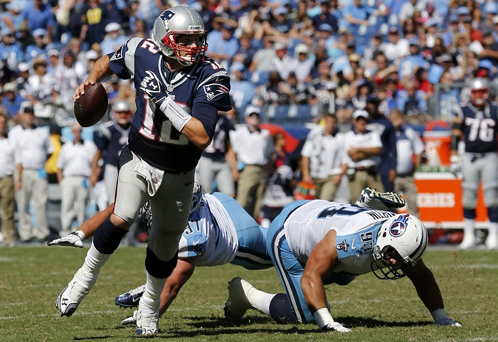 New England Patriots vs. Tennessee Titans