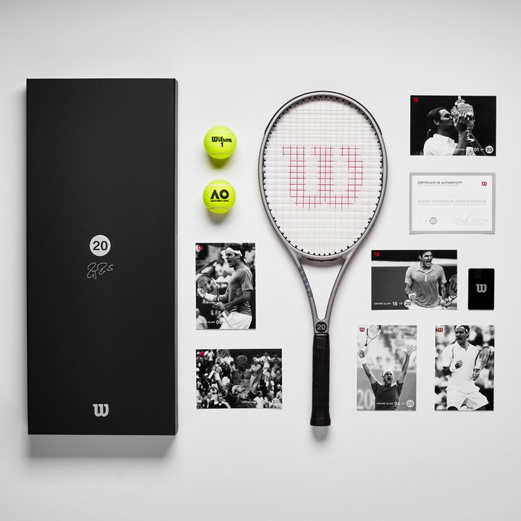 Wilson's Platinum Package