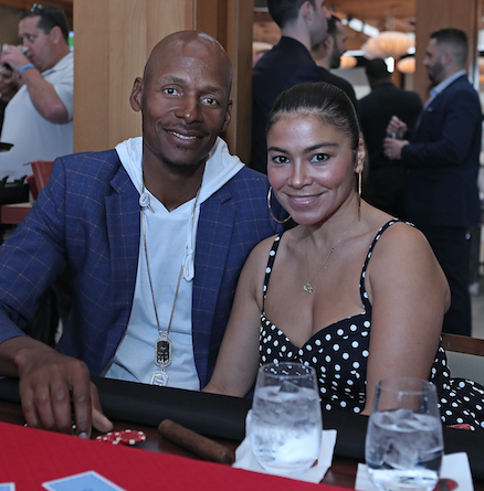 Ray Allen, Shannon Walker Williams
