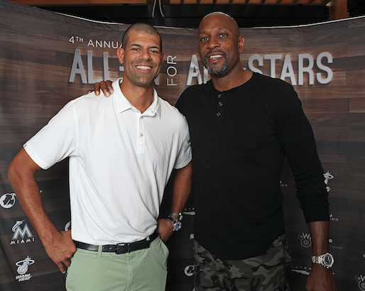 Shane Battier, Alonzo Mourning