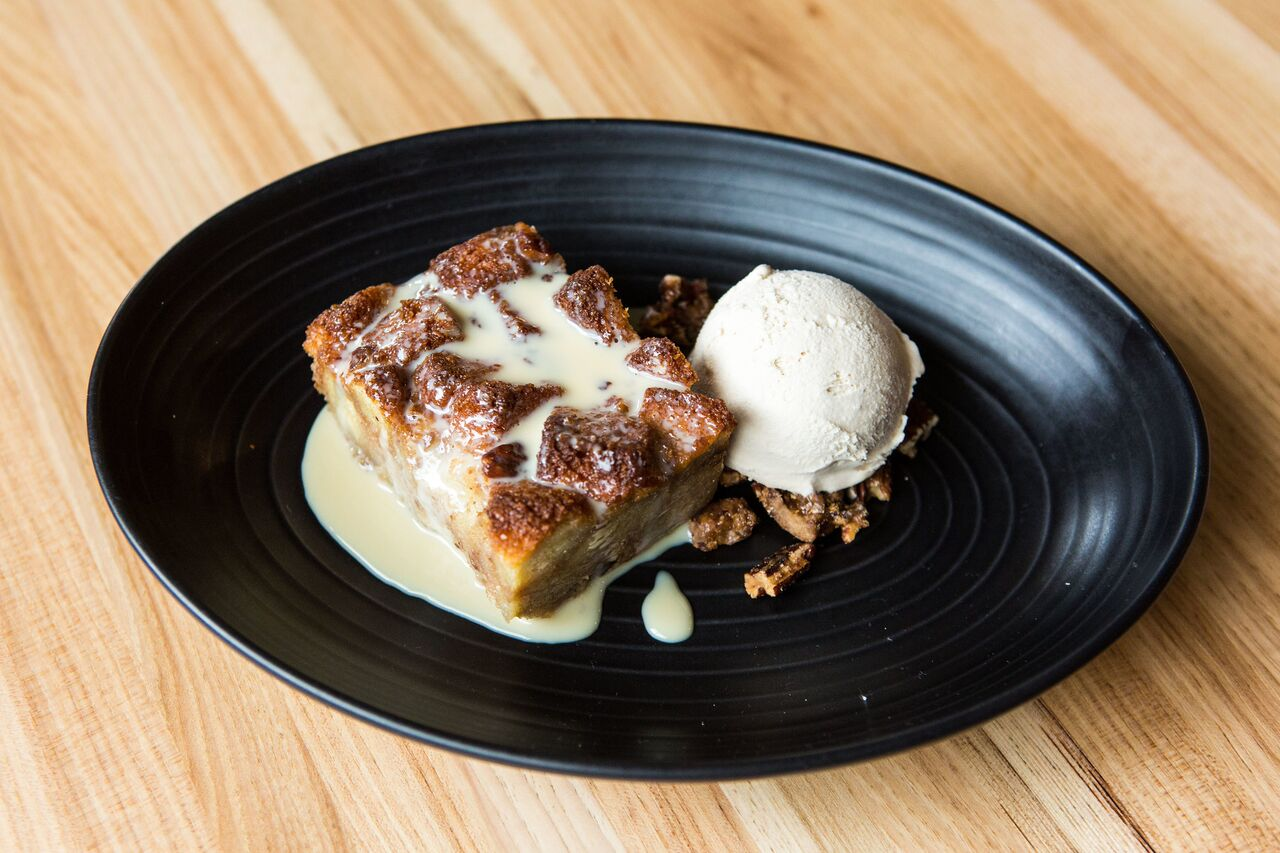 The Bellwether_Jameson Bread Pudding