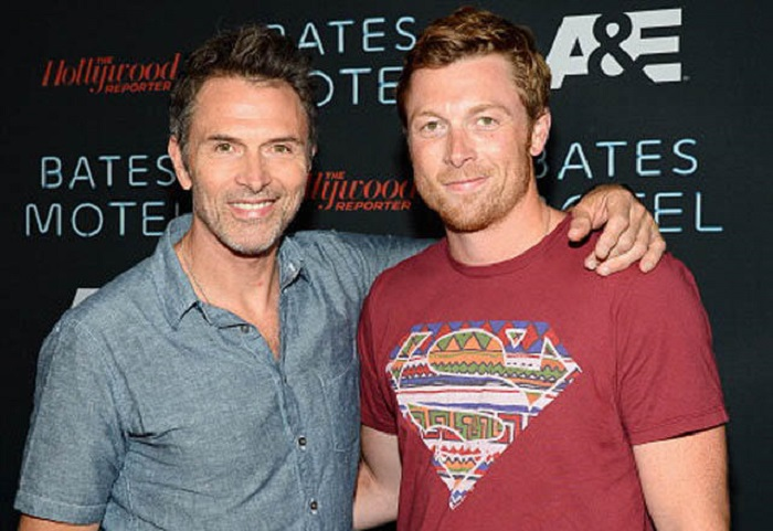 Tim and Sam Daly