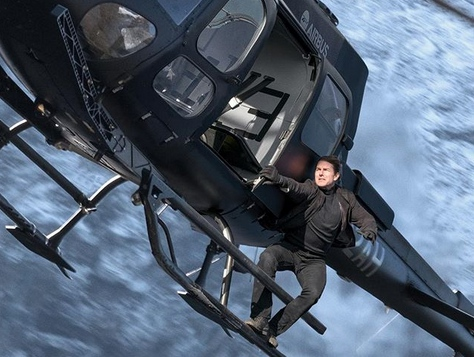Tom Cruise Joins Instagram And Reveals Mission Impossible 6 Haute Living Tita Carra