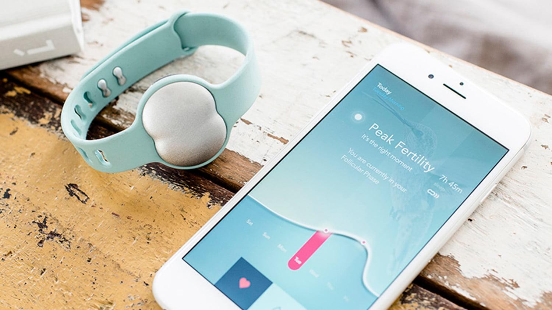 The Ava wearable sensor bracelet