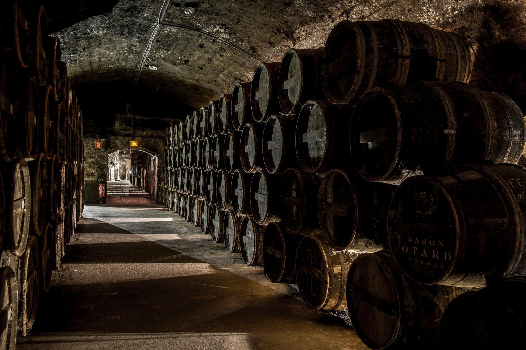 chateau de cognac interior