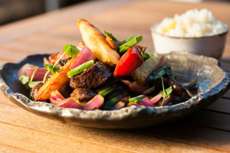 chicago restaurant week - Lomo Saltado 2