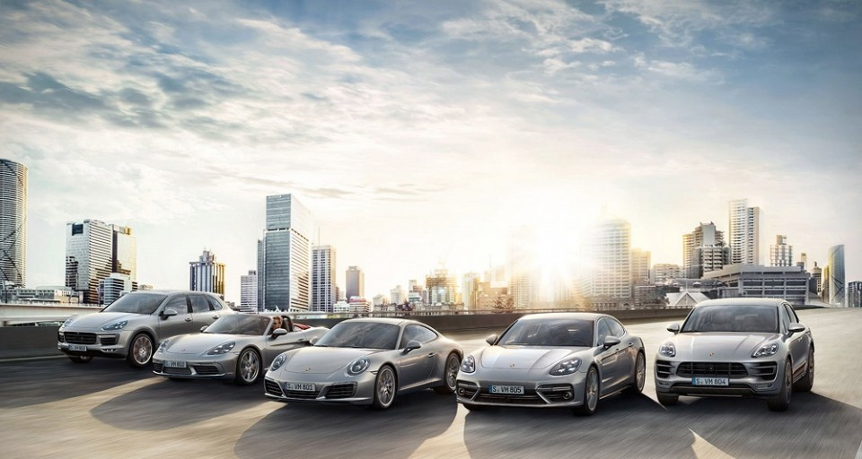First Stop Atlanta: Porsche Launches Subscription Car Service