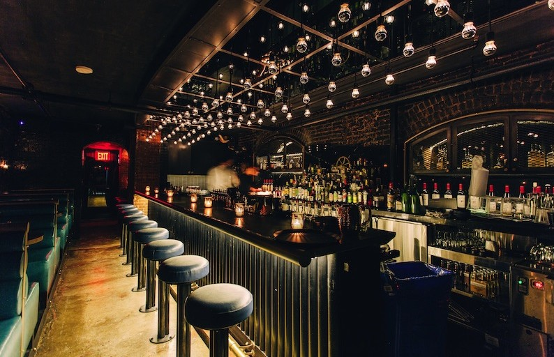 Patent Pending Opens In Flatiron With Electrifying Cocktails