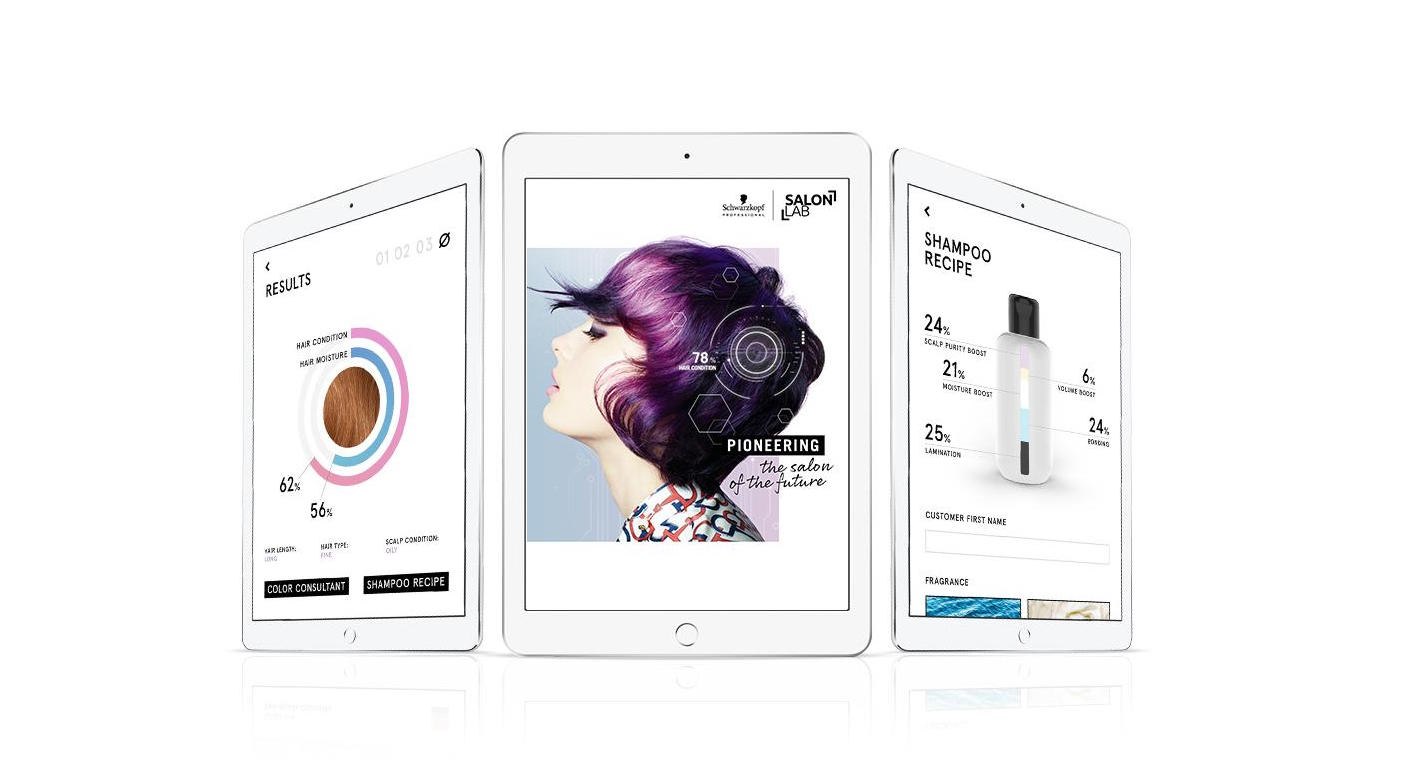The SalonLab App